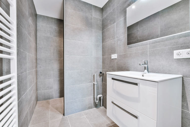 View of bathroom at home