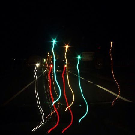 On The Road Canon PowerShot G1 X Longexposure Streetphotography