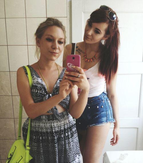 Sis❤ Love Girls Blondeandbrunette