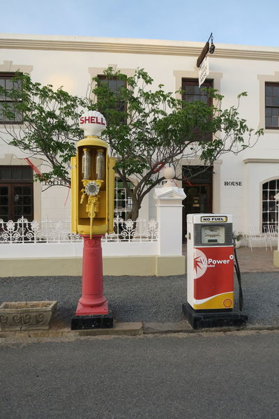 Africa City Fire Hydrant Old-fashioned Outdoors Pitstop Sidewalk Southafrica Street