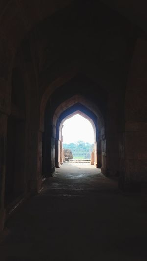 Mandu India Architecture Arch Sunlight The Way Forward JustMe Let's Go. Together. Travel Destinations Tranquility EyeEmNewHere EyeEm Nature Lover Dawn