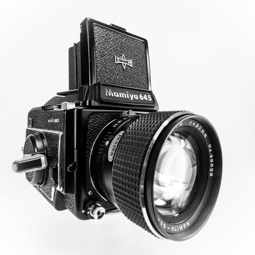 Mamiya 645 S