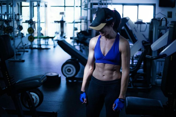 Women - Gym - Fitness - Workout