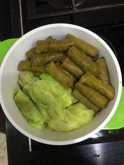 Dolma Kelem Yarpaqdolmasi Cabbage Cabbages
