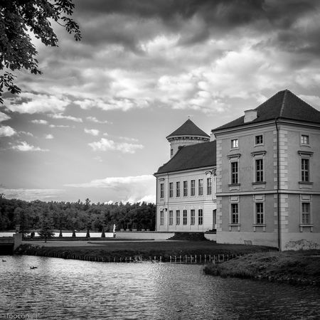 Architecture Blackandwhite Black And White Bw_collection Monochrome Olympus Rheinsberg