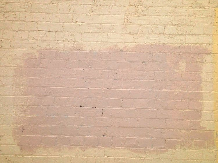I see a Rothko. Summer Hill, in Sydney's inner west. Art Walking Checking In