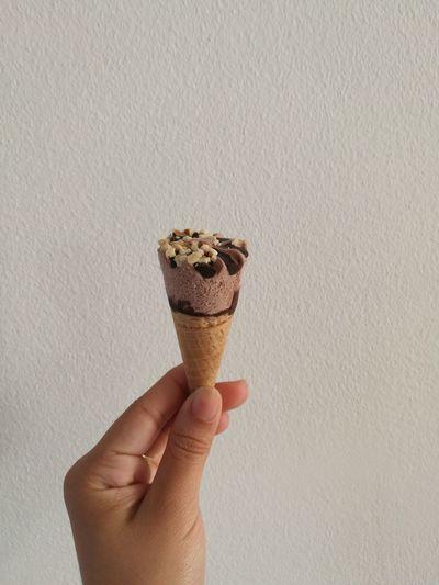 Ice Cream Cornetto Small Ice Cream Cone Lol Dessert Icecream🍦 Chocolateicecream Summer Summer Vibes The OO Mission