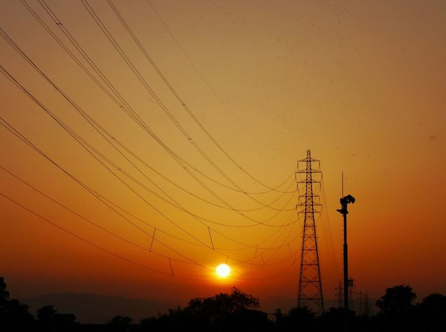 Sunset Steel TowerLC Streamzoofamily Sunset_collection