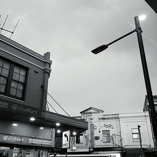 Evening ▪ Mono Urban Buildings Sky Innerwest