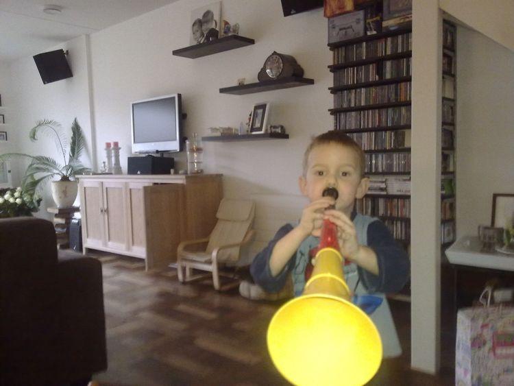 No! Not the Vuvuzela Damn Kids