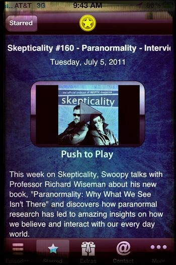 Skepticism My Favorite Podcasts Skepticality