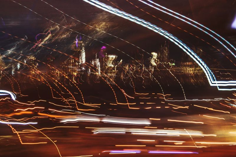 Abstract NYC moving lights EyeEm Best Shots Photography Love Beautiful USA America Summer Abstract City Cityscape Illuminated Light Trail Motion Speed Business Finance And Industry Long Exposure Car Architecture Abstract Backgrounds Light Painting Color Gradient Wave Pattern Vehicle Light Traffic Office Building Headlight Elevated Road My Best Photo Humanity Meets Technology