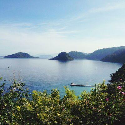 Lost in Paradise Loc : Pulau Pamutusan, Padang, Sumatra Barat.