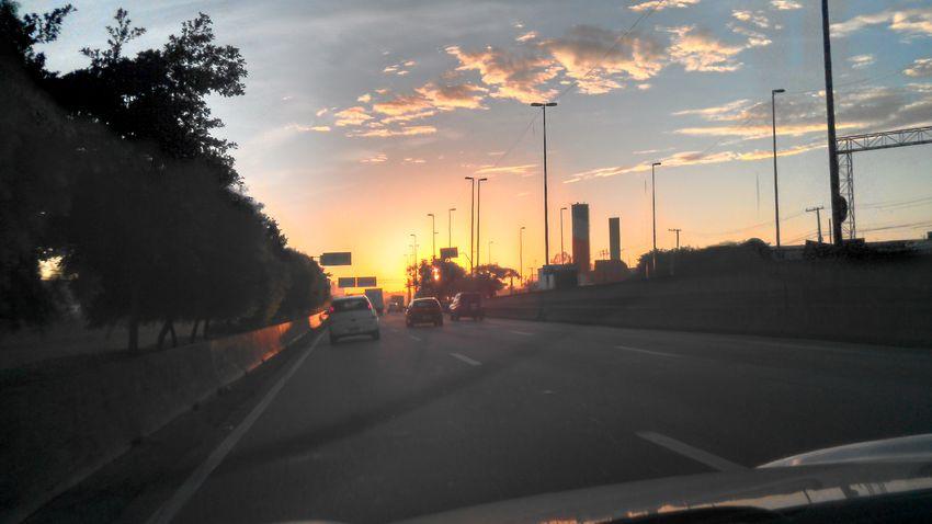 Sao Paulo - Brazil On My Way Home