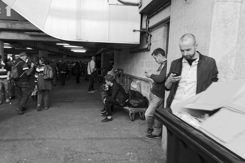 Bath v Saracens. Rugby final 2015 Street Photography Streetphotography_bw Streetphotography Streetphoto_bw Rugby Stadium Monochrome Blackandwhite Black & White Black&white Black And White