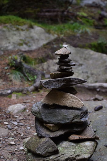 stone Tower 10 Close-up Day Focus On Foreground Nature No People Outdoors Relaxation Rock - Object Stack Stapled Stones Zen-like