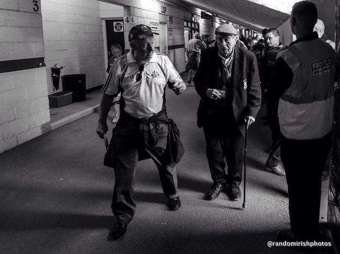The Street Photographer - 2014 EyeEm Awards Monochrome Blackwhitephotography Ireland