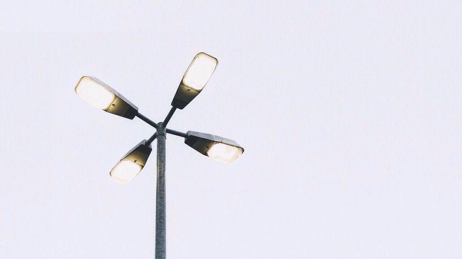 Light Minimalism Berlin Street