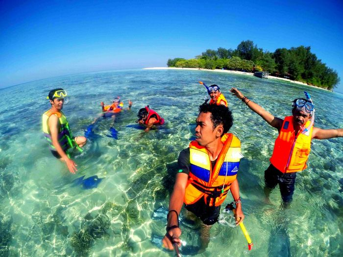 Underwater Photography Cangkeisland Southcelebes INDONESIA That's Me Goprohero4