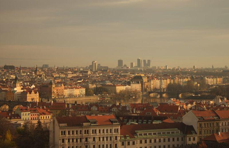 Wanderlust Czech Republic Prague Architecture Cityscape Building Exterior Crowded City Built Structure Sky Outdoors Day