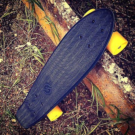Skateboarding Cruiser Board Vintage