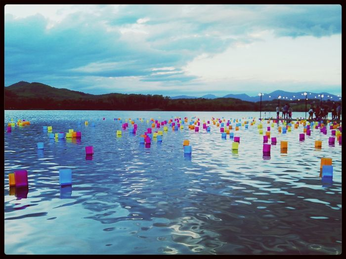 Summer 2013 in: Lago de Banyoles. Spot for Tv. Enjoying Nature Summer ☀