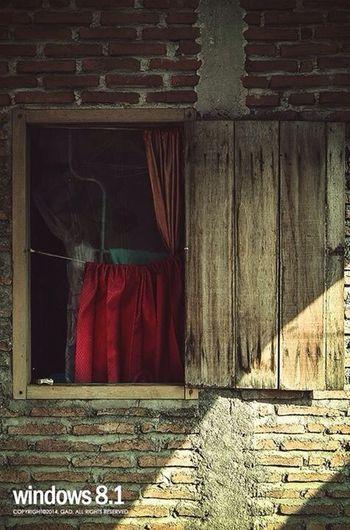 Taking Photos Good Morning Windows Village