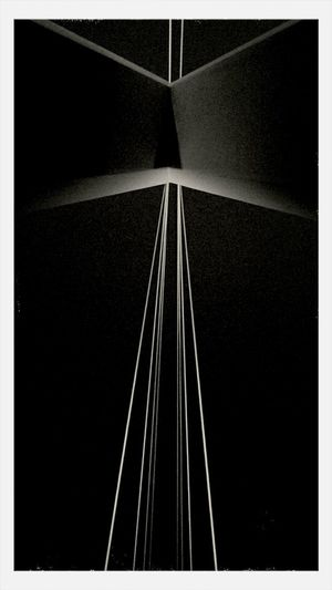 Bridge Urban Geometry Streetphoto_bw Lines Geometric Shapes
