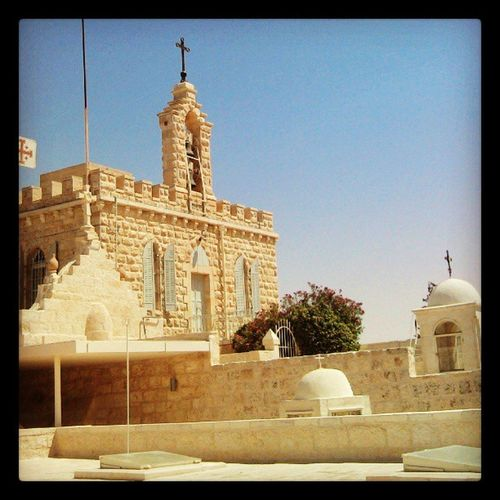 Israel Bethlehem MilkGrotto Church Christian Palestine