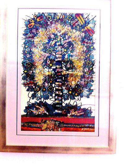 ArtWork Batik Batik Style Penang Malaysia Georgetown Penang