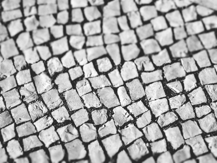 What can you see on the sidewalk? Don Filter Bw_collection Monochrome AMPt_community