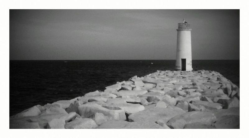Blac&white  Seascape Seaside Taking Photos Blackandwhite Photography