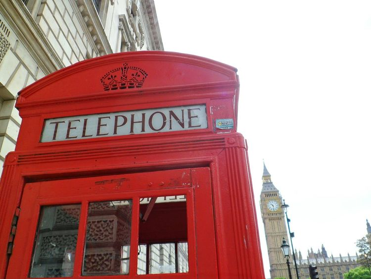 Hate seeing these vandalised Historical Sights Historical Place Day Street British Culture Outdoors Red Telephone Box Tourism Red Telephone Box Travel Travel Destinations International Landmark Famous Place Communication Capital Cities  Telephone No People Historical Building EyeEm Gallery EyeEm Best Shots Eye4photography  Hello World Phone Booth Big Ben