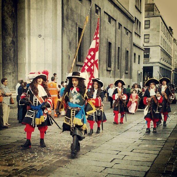 rievocazione Storica Medievale Igerstorino Torino