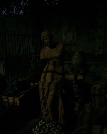 Human Representation Statue Art And Craft Sculpture Male Likeness Night Indoors  No People Venere Art The Week On EyeEm See The Light