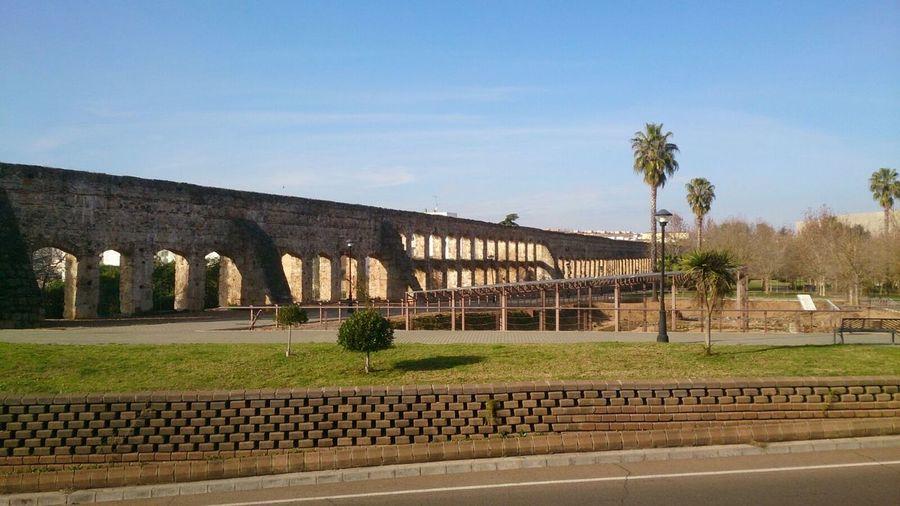 El Acueducto de Mérida