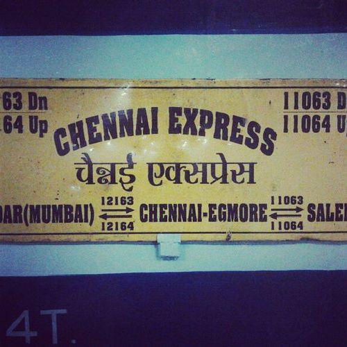 Chennaiexpress Farewell