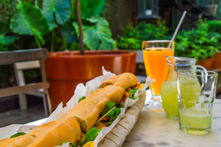 Sandwich Fresh Freshness Sandwichporn Sandwhich Food Sandwichphoto Sandwiches Food And Drink Healthy Eating Sandwich Time Outdoors Drink Natural Juice Lemonade