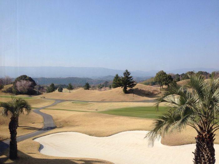 研修2日目😁 ゴルフは、しなかったんですよね〜(笑) Clouds And Sky Nature Sky