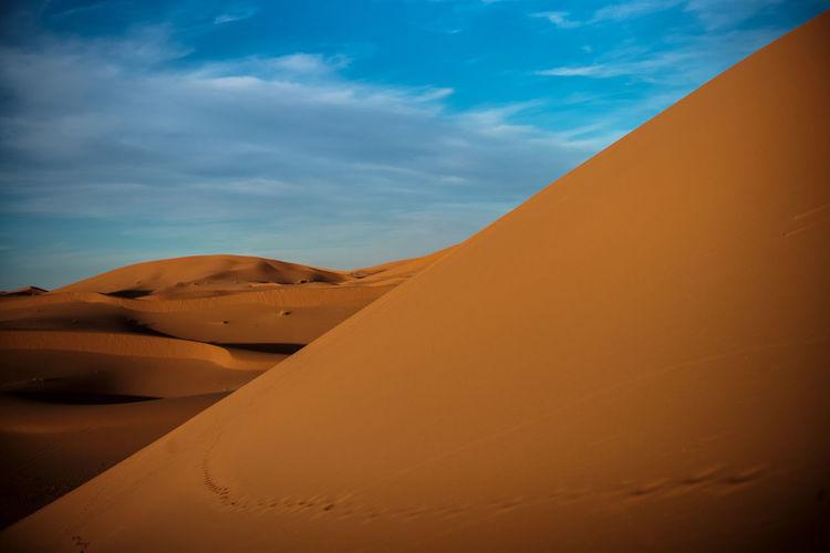 Edge Of The World Sahara Desert The Sahara Desert Deserts Around The World Fine Art Photography