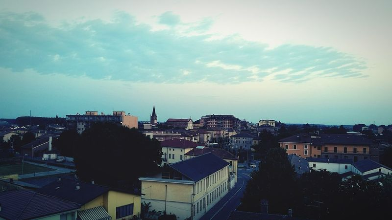 Panorama Italians Mr Veneto Cerea Taking Photos Summer Evening Check This Out Enjoying Life Sunday Afternoon