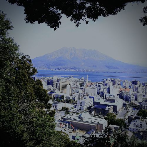 Sakurajima Mountain First Eyeem Photo