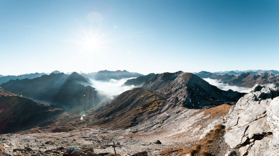 Rise Mountains