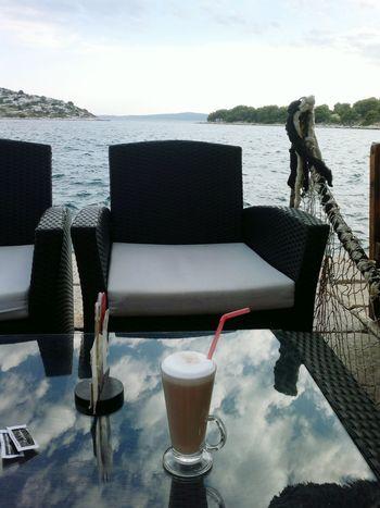 Relaxing Enjoying Life Sea
