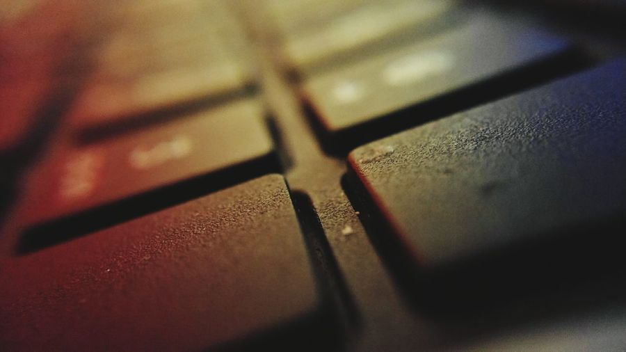 #macro #Computer #Dev #Developer # #tech #Technology #keyboard #button #buttons Indoors  No People Close-up Full Frame