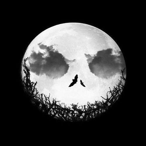 Anightmarebeforechristmas Moon Recklessjd Jack Epic Finginghomeisfindinggrace