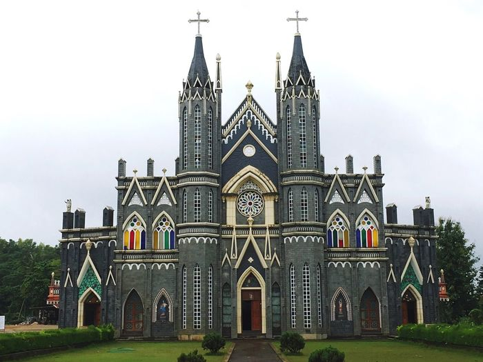 St.lawrence Church Karkala Architecture Check This Out India Beautiful Packyourthingsandtravel Breathtaking 🐾👣 My Year My View