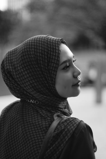 Hijab Hijabfashion Hijabbeauty Hijabista Young Adult Close-up One Person Focus On Foreground Young Women Headshot Beautiful Woman Lifestyles Real People Knit Hat Beauty Human Face Warm Clothing Scarf Outdoors Women Day Portrait Of A Woman
