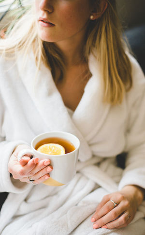 Break Cold Cold Days Cold Weather Cold Winter ❄⛄ Colors Cozy Cozy Place Drink Food And Drink Home Morning Morningtea Outdoors Relax Relaxation Relaxing Sick Sickness Tea Winter Woman