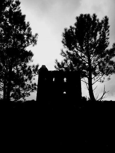 ..... Fort de Pasciola Bnw_friday_challengeyeem Le Contre Jour